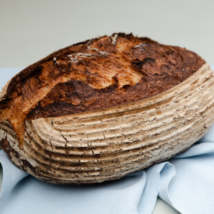 Sourdough bread from our bakery