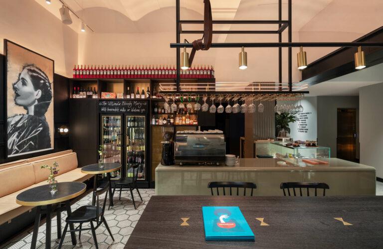 Brasserie Maximilian: Moderní gastronomie a krásné prostředí
